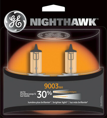 NIGHTHAWK - Twin Blister Pack fits 1993-1994 Volvo 850  GE LIGHTING