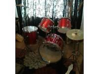 Nevada drum kit