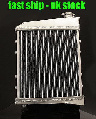 CLASSIC MINI 1959 1992 HI FLOW ALUMINIUM ALLOY RADIATOR  RAD X2213