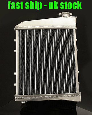TWIN CORE 40mm ALUMINIUM ALLOY RADIATOR FOR CLASSIC MINI 1959 1992 X2213