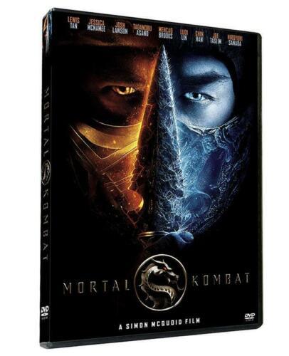 Lewis Chen Mortal Kombat DVD- Movie Full movie usps free shipping  NEW