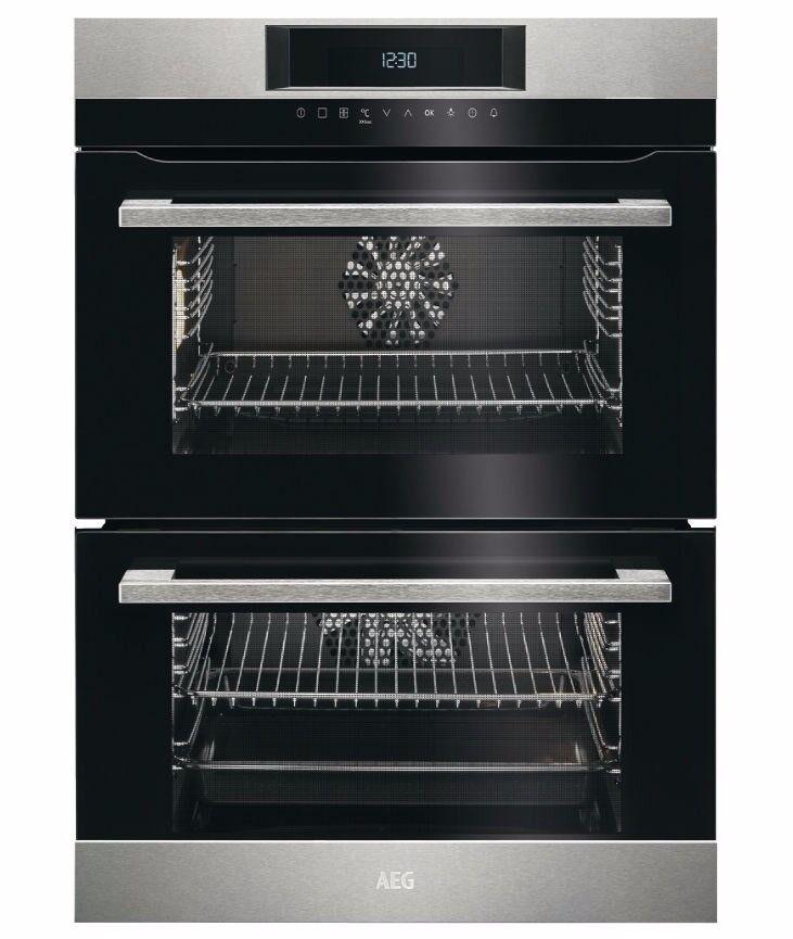 AEG DUK731110M Double Multifunction Oven - RRP £899 - New