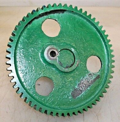 Cam Gear And Mounting Bolt For Headless Fairbanks Morse Z Gas Hit Miss Engine