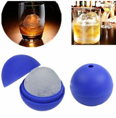 DIY Round Cocktails Ball Star Wars Death Star Silicone Mold Ice Cube Tray Mo