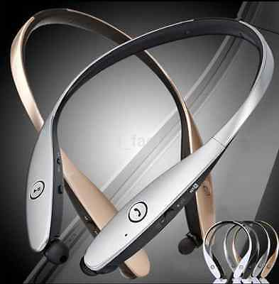Wireless Bluetooth Sport Neckband Headset Stereo Earphone Headphone For Phone