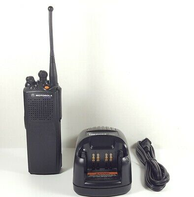 Motorola Xts5000 Uhf 380-470 Mhz 5w P25 Digital Smartzone Radio H18qdc9pw5an Xts