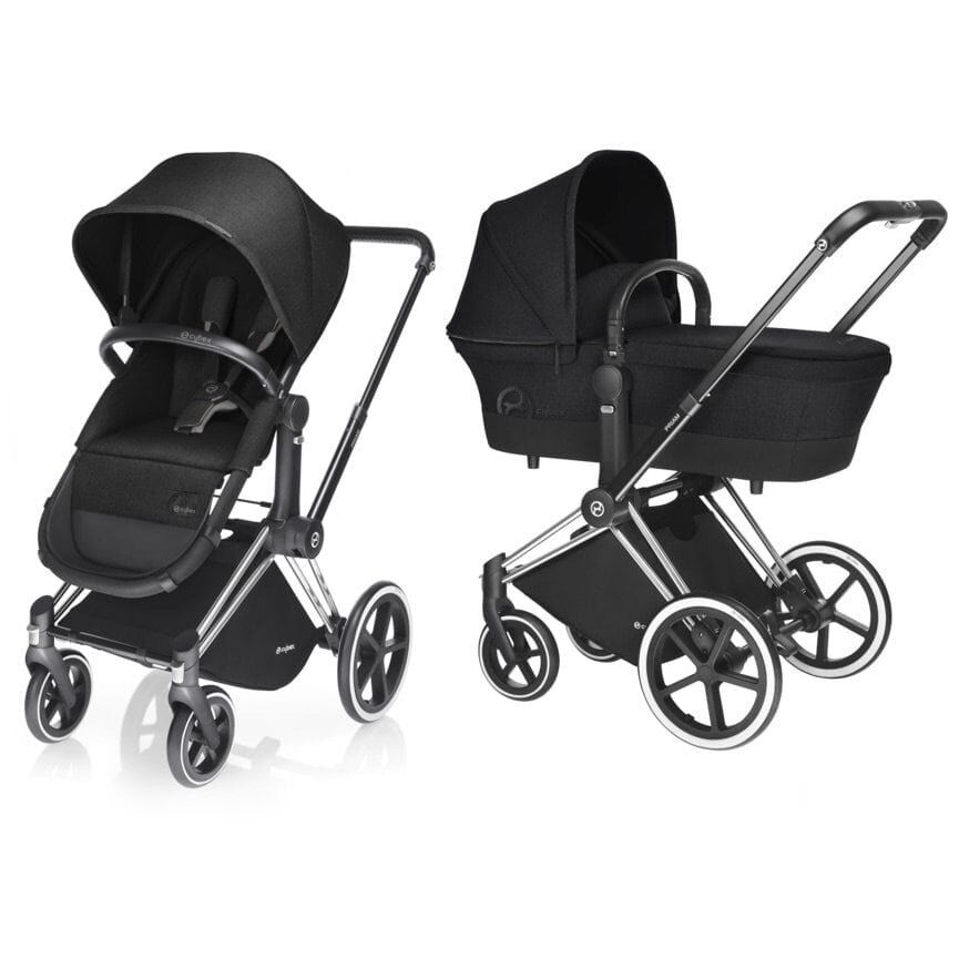 Cybex Priam 2 In 1 Bundle In Charcoal Black Excellent Condition In Stanley County Durham Gumtree