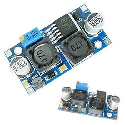 DC-DC Boost Buck adjustable step up down Converter XL6009 Module Solar Voltage T