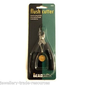 BEADSMITH-Proffesional-Flush-Side-Cutter-Beading-Wire-Jewellery-Making