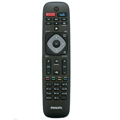NEW ORIGINAL PHILIPS URMT39JHG003 REMOTE CONTROL YKF340-001 YKF340001