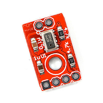 Mpl3115a2 I2c Intelligent Temperature Pressure Altitude Sensor For Arduino New