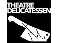 Bar/Cafe: Supervisors & Staff wanted in central London for Theatre Delicatessen