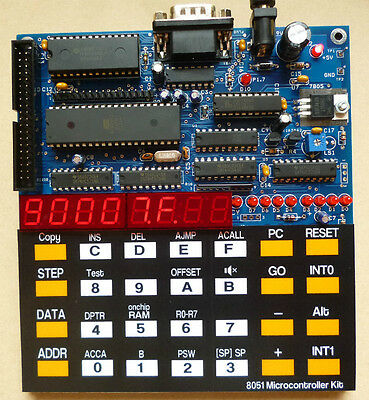 8051 Microcontroller Kit
