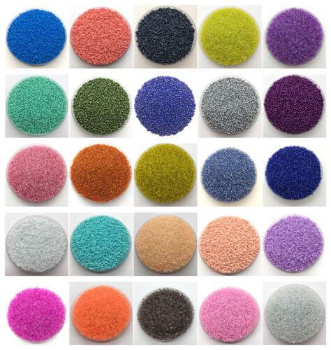 Beads - Wholesale 1000pcs 2mm DIY Lots Charm Czech Glass Seed beads Jewelry Making Craft