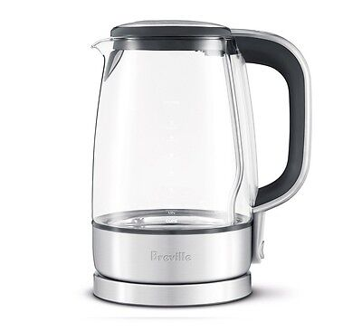 Breville BKE595XL The Crystal Clear Electric Kettle **NEW**