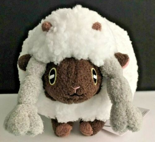 Pokemon Center Japan Official WOOLOO PLUSH  MINT - FAST SHIPPING - USA Seller