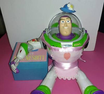 TOY STORY BUZZ LIGHTYEAR MRS NESBITT COSTUME REPLICA](Childs Buzz Lightyear Costume)