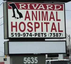 RIVARD ANIMAL HOSPITAL - VETERINARY CLINIC IN WINDSOR