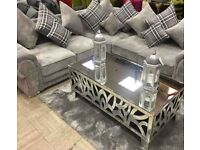 LUXUARY NEW VERONA CORNER OR 3 & 2 SEATER SOFA AVAILABLE IN STOCK ORDER NOW