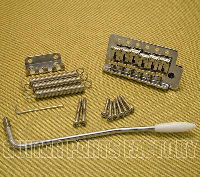 SB-5212-C Chrome Tremolo for Mexican Standard Fender/Squier Import Strat® , usado segunda mano  Embacar hacia Argentina