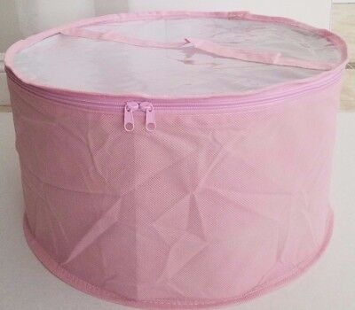 Large hat box Pink