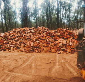 Firewood and Fencing Timber Tummaville Toowoomba Surrounds Preview