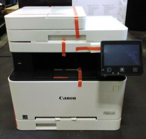 Canon 3102C005 All-In-One A5 Wireless Duplex Color Laser Pri