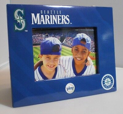Seattle Mariners Picture Frame Holds 4