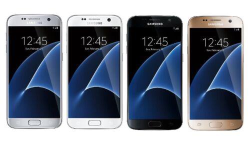 SELLER REFURBISHED SAMSUNG GALAXY S7 G930 32GB AT&T T-MOBILE 4G LTE GSM UNLOCKED SMARTPHONE SRF