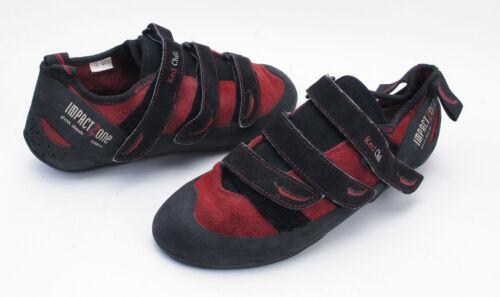 Red Chili Impact Zone Climbing Bouldering Shoes - UK 7.5 - EUR 41