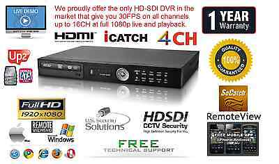 4 Channel Network Security DVR 480FP H.264 CCTV 4CH Netwrok Full D1 Mobile Audio