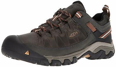 KEEN - Men's Targhee III Waterproof Leather Hiking Shoe - Ch