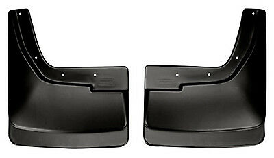 HUSKY LINERS Mud Flap Guards 94-02 Dodge Ram 2500 & 3500 DUALLY Only (REAR PAIR) ()