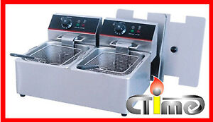 NEW Chinese Kitchen Deep fryer electrical equipment cooking catering TEF-28
