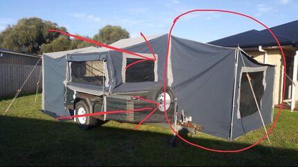 WANTED Tru Blu camper family/kids room Boort Loddon Area Preview