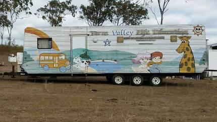 Large Jayco Caravan/Portable Office/Mobile Camp/Site Office Rockyview Rockhampton Surrounds Preview