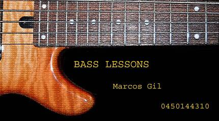 Bass Guitar Lessons Kensington Eastern Suburbs Preview