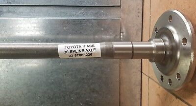Toyota Hiace Axle to suit  from 2005 onwards