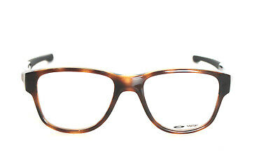 New Oakley Splinter 2.0 Polished Tortoise  Eyeglasses  Frame 53-18-137 for sale  Shipping to Canada
