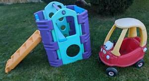 Kids Playgym With Little Tikes Cozy Coupe,Boys. Ferntree Gully Knox Area Preview