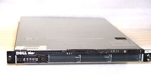 Dell CS24-SC Server 2x Intel L5420 Quad-Core Xeon 2.5GHz 16GB 1x500GB 1U Server