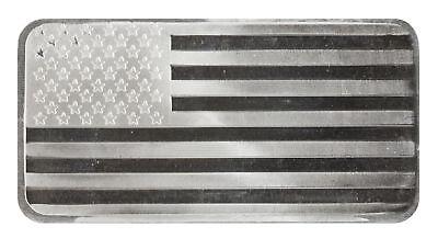 Купить SilverTowne Mint - 10oz Silver Flag Bar .999 - Sealed Plastic