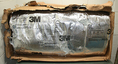 3m Fire Barrier Duct Wrap 61548 25 X 48 Cable Tray Blanket Protection