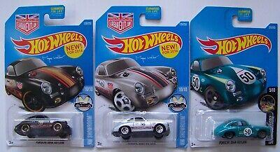 Hot Wheels Porsche 356A Outlaw Choice Lot; 3 Different Cars per Lot