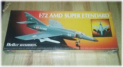 Heller Humbrol AMD Super Etendard French Strike Fighter 1/72 Model Kit 80360