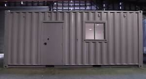 Site office/Site shed, Portable office building, granny flat Tottenham Maribyrnong Area Preview