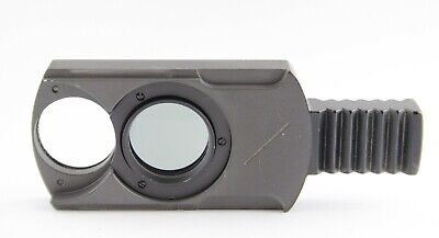 Zeiss Microscope Analyzer Polarizer Pol Slider Universal Photomicroscope