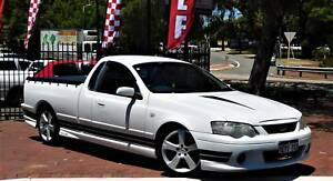2003 Ford Falcon Ute