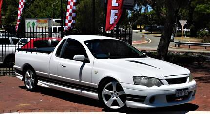 2003 Ford Falcon Ute Mount Hawthorn Vincent Area Preview