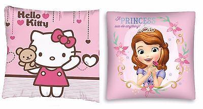 Hello Kitty Sofia die Erste Kissenbezug Kissen Bezug Kissenhülle Kopfkissen